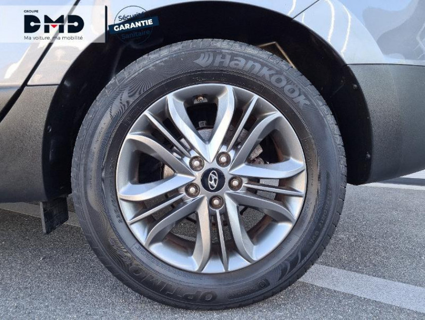 Hyundai Ix35 1.7 Crdi 115ch Pack Premium Blue Drive - Visuel #13