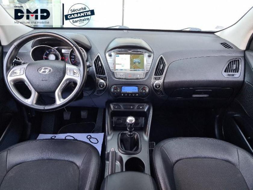 Hyundai Ix35 1.7 Crdi 115ch Pack Premium Blue Drive - Visuel #5