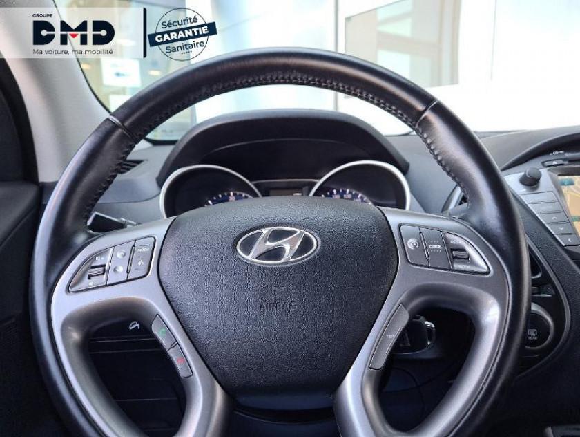 Hyundai Ix35 1.7 Crdi 115ch Pack Premium Blue Drive - Visuel #7