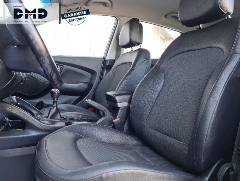 Hyundai Ix35 1.7 Crdi 115ch Pack Premium Blue Drive - Visuel #9