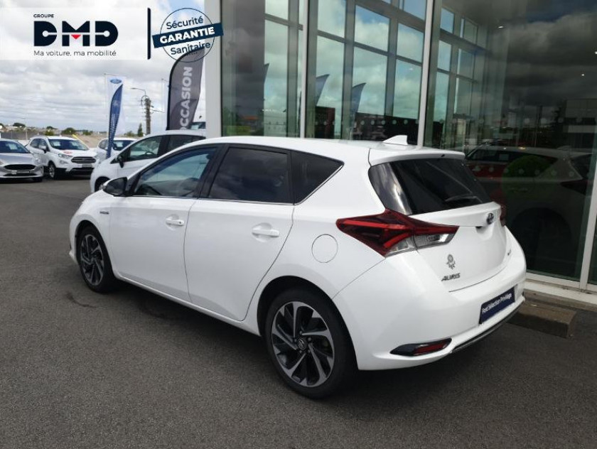 Toyota Auris Hsd 136h Technoline - Visuel #3