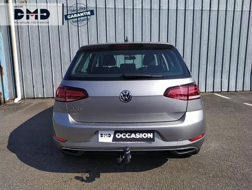 Volkswagen Golf 1.0 Tsi 115ch Confortline Dsg7 Euro6d-t 5p - Visuel #4