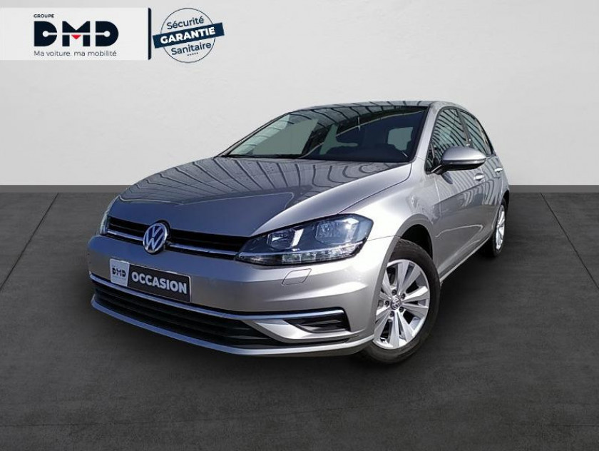 Volkswagen Golf 1.0 Tsi 115ch Confortline Dsg7 Euro6d-t 5p - Visuel #1