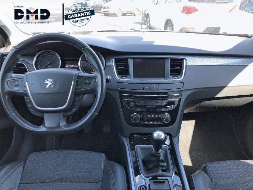 Peugeot 508 Sw 2.0 Bluehdi 150ch Fap Allure - Visuel #5