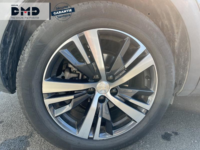 Peugeot 3008 1.2 Puretech 130ch S&s Allure - Visuel #13