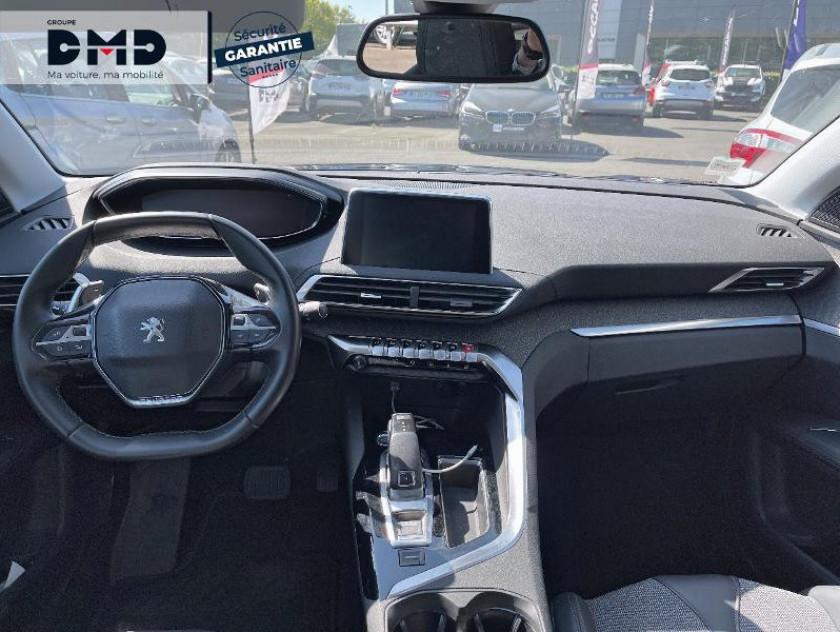 Peugeot 3008 1.2 Puretech 130ch Allure S&s Eat8 109g - Visuel #5