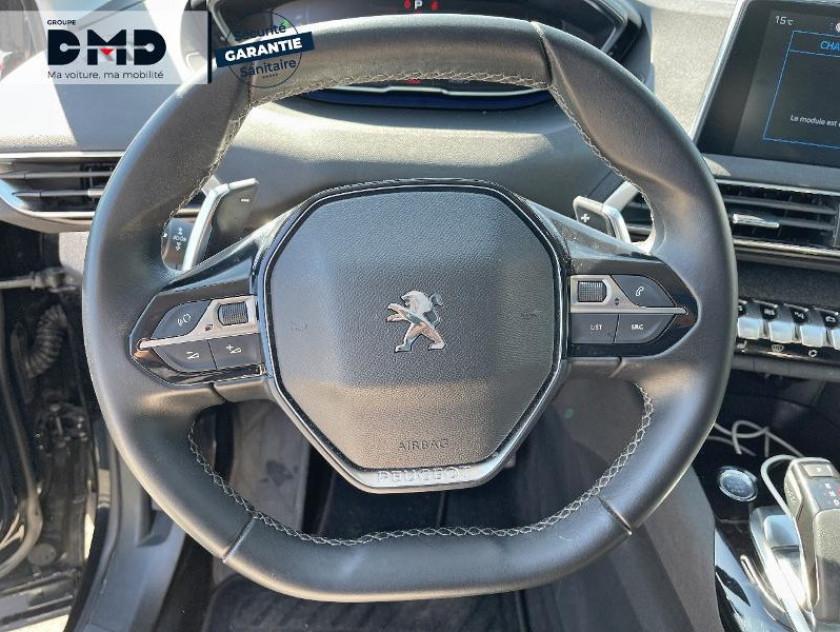 Peugeot 3008 1.2 Puretech 130ch Allure S&s Eat8 109g - Visuel #7