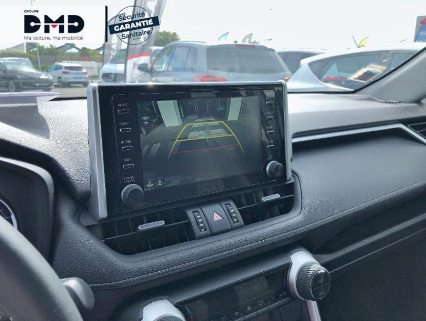 Toyota Rav4 Hybride 222ch Dynamic Awd-i My20 - Visuel #14