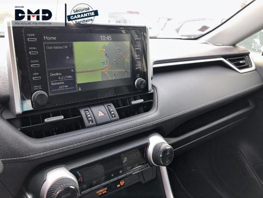 Toyota Rav4 Hybride 222ch Dynamic Awd-i My20 - Visuel #6