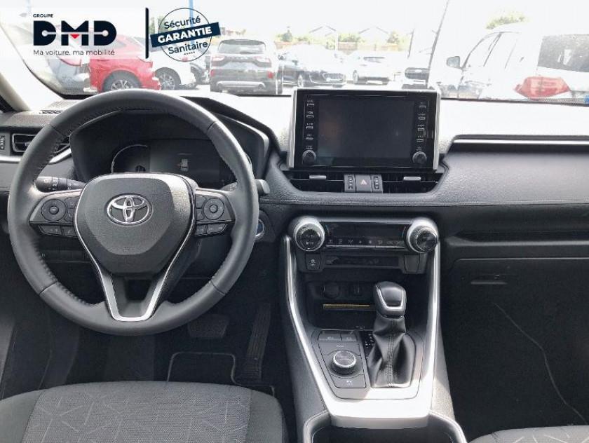 Toyota Rav4 Hybride 222ch Dynamic Awd-i My20 - Visuel #5
