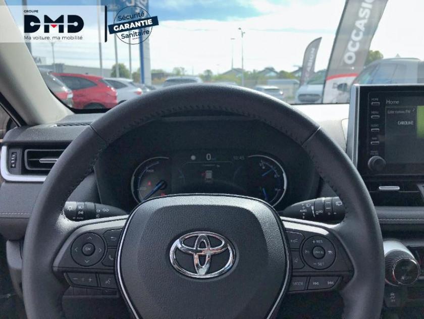 Toyota Rav4 Hybride 222ch Dynamic Awd-i My20 - Visuel #7