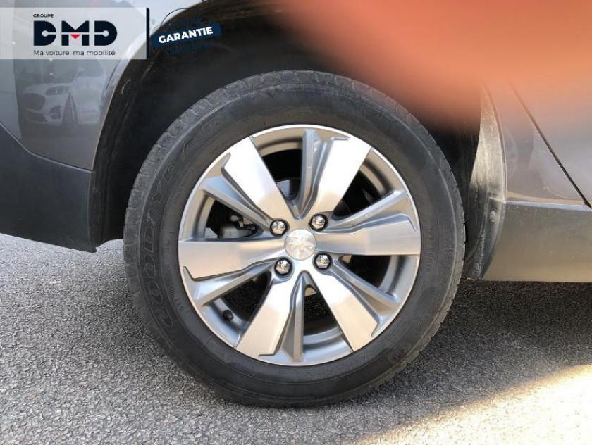 Peugeot 2008 1.2 Puretech 110ch Allure S&s - Visuel #13