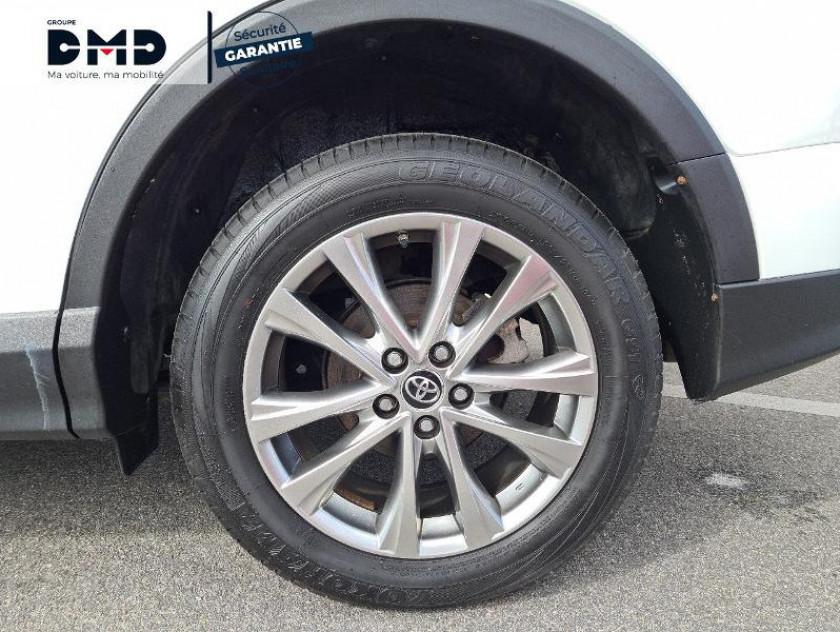 Toyota Rav4 197 Hybride Dynamic Edition 2wd Cvt - Visuel #13