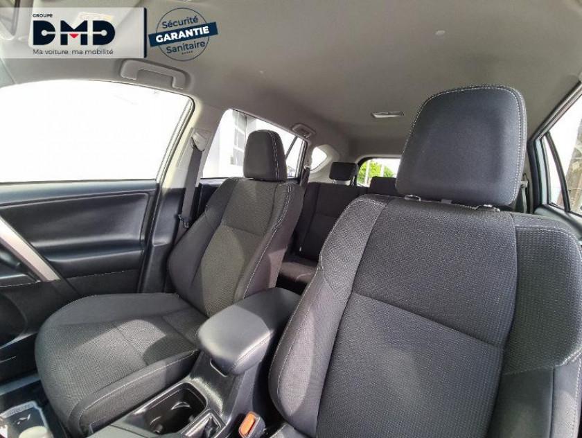 Toyota Rav4 197 Hybride Dynamic Edition 2wd Cvt - Visuel #15