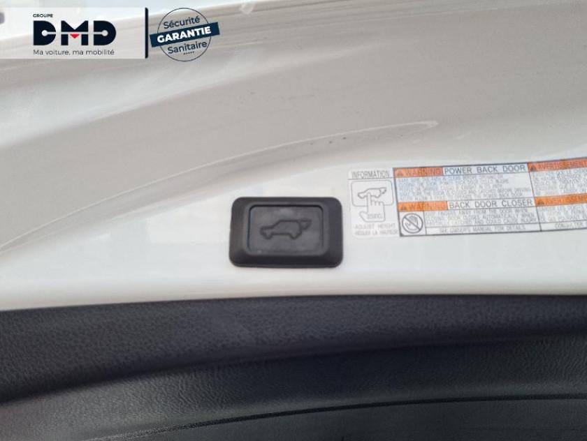 Toyota Rav4 197 Hybride Dynamic Edition 2wd Cvt - Visuel #14