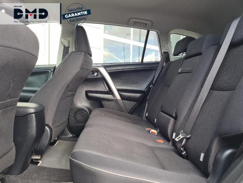 Toyota Rav4 197 Hybride Dynamic Edition 2wd Cvt - Visuel #10