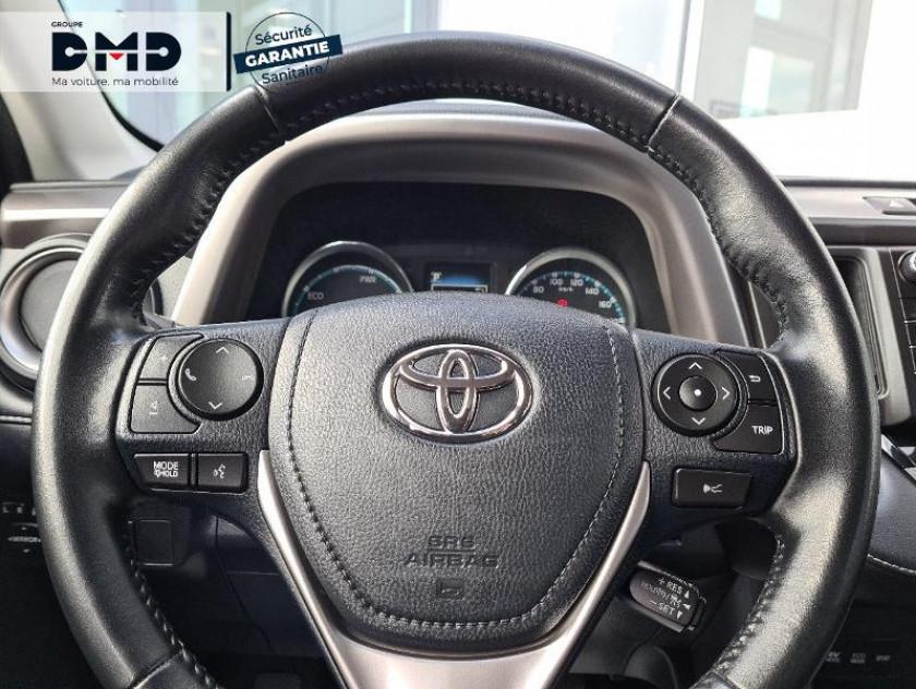 Toyota Rav4 197 Hybride Dynamic Edition 2wd Cvt - Visuel #7