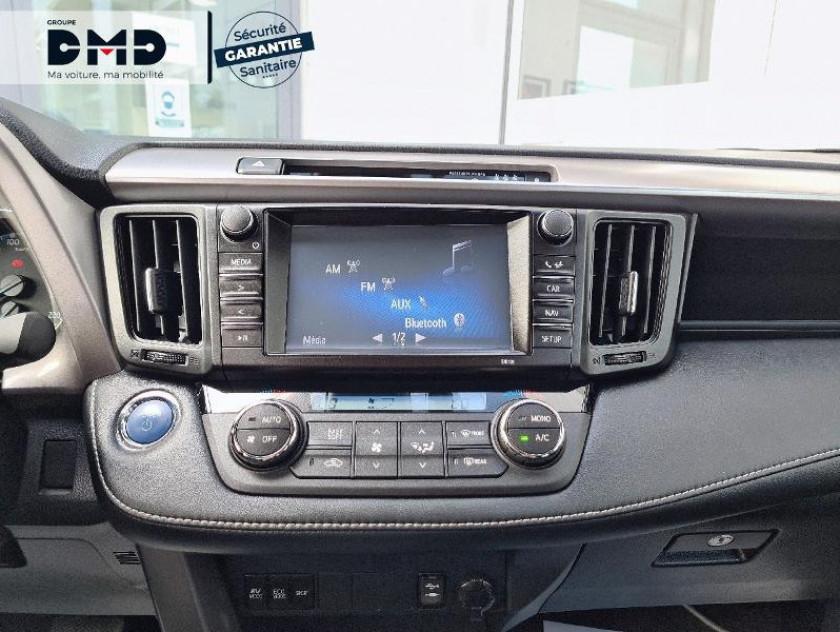 Toyota Rav4 197 Hybride Dynamic Edition 2wd Cvt - Visuel #6