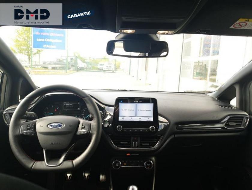 Ford Fiesta 1.5 Tdci 85ch Stop&start St-line 5p - Visuel #5