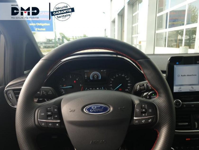 Ford Fiesta 1.5 Tdci 85ch Stop&start St-line 5p - Visuel #7