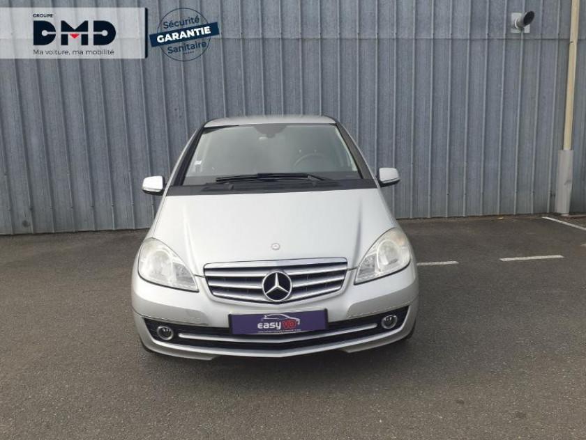 Mercedes-benz Classe A 180 Cdi Elégance - Visuel #4