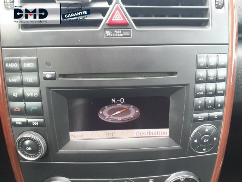 Mercedes-benz Classe A 180 Cdi Elégance - Visuel #6