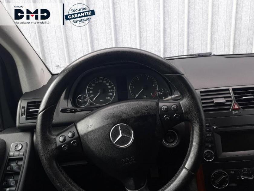 Mercedes-benz Classe A 180 Cdi Elégance - Visuel #7