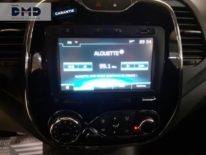 Renault Captur 1.2 Tce 120ch Stop&start Energy Intens Euro6 2016 - Visuel #6