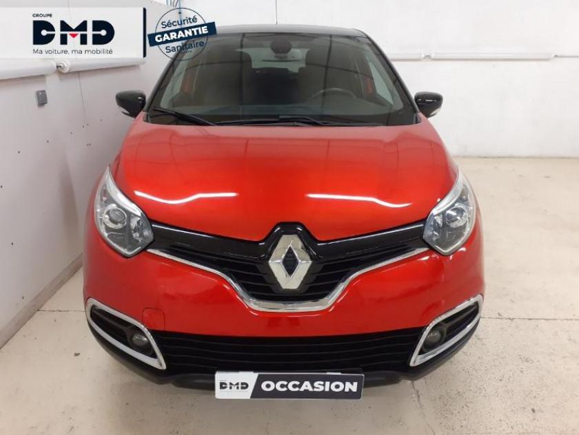 Renault Captur 1.2 Tce 120ch Stop&start Energy Intens Euro6 2016 - Visuel #4
