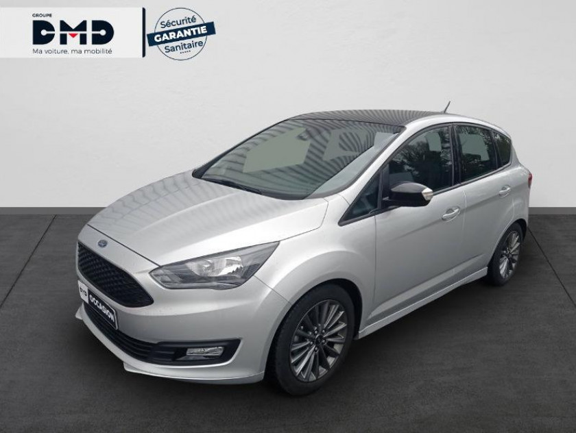Ford C-max 1.0 Ecoboost 125ch Stop&start Sport Euro6.2 - Visuel #1