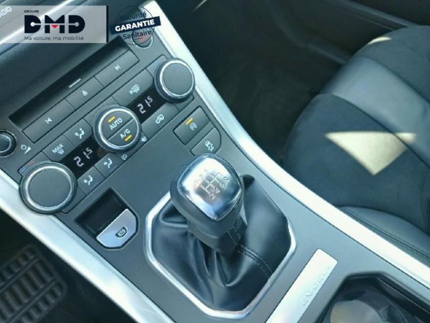 Land Rover Evoque 2.2 Ed4 Pure 4x2 - Visuel #8