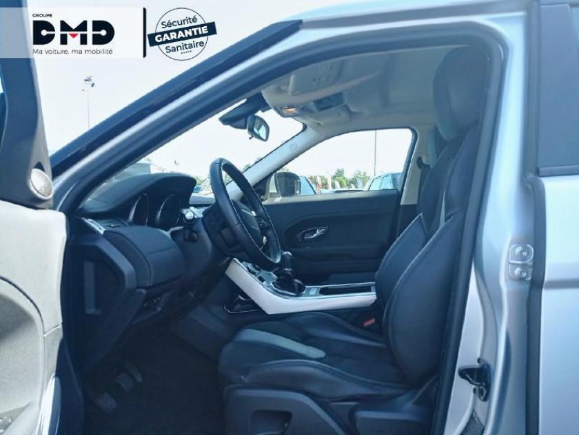 Land Rover Evoque 2.2 Ed4 Pure 4x2 - Visuel #9