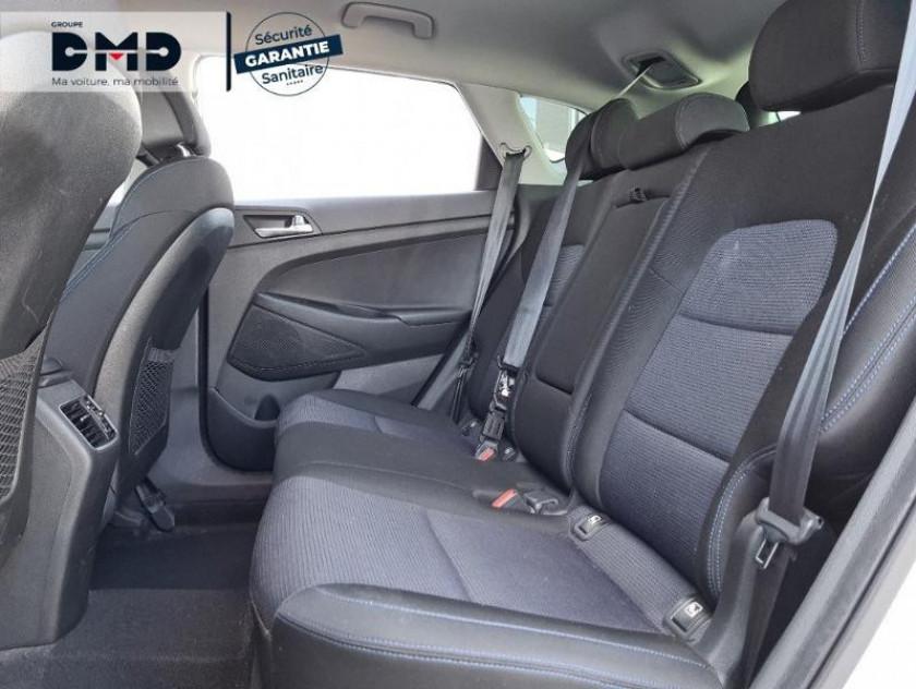 Hyundai Tucson 1.6 Gdi 132ch Business 2017 2wd - Visuel #10