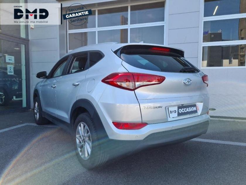 Hyundai Tucson 1.6 Gdi 132ch Business 2017 2wd - Visuel #3