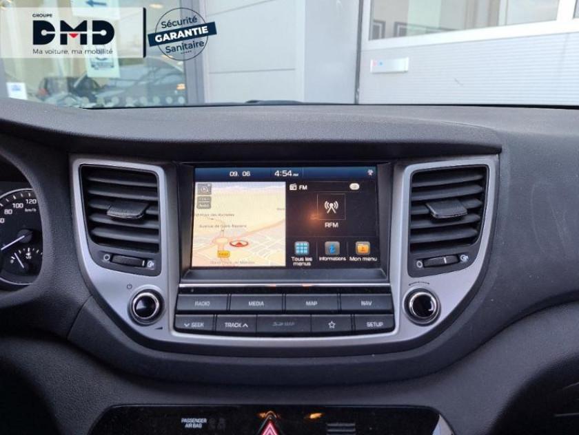 Hyundai Tucson 1.6 Gdi 132ch Business 2017 2wd - Visuel #6