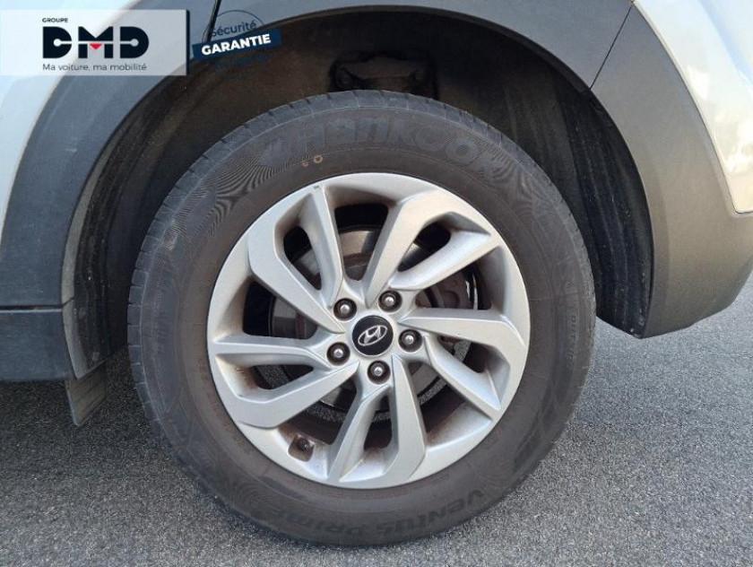 Hyundai Tucson 1.6 Gdi 132ch Business 2017 2wd - Visuel #13