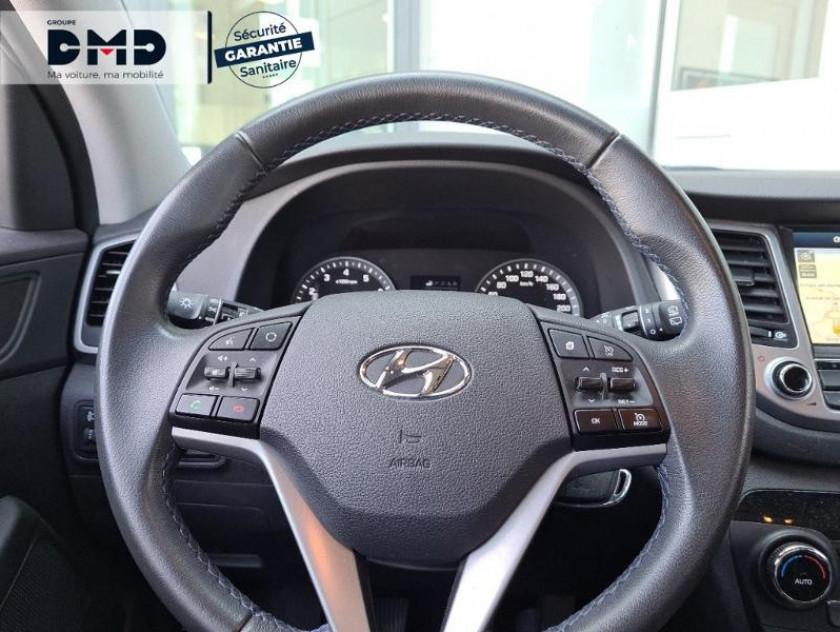 Hyundai Tucson 1.6 Gdi 132ch Business 2017 2wd - Visuel #7