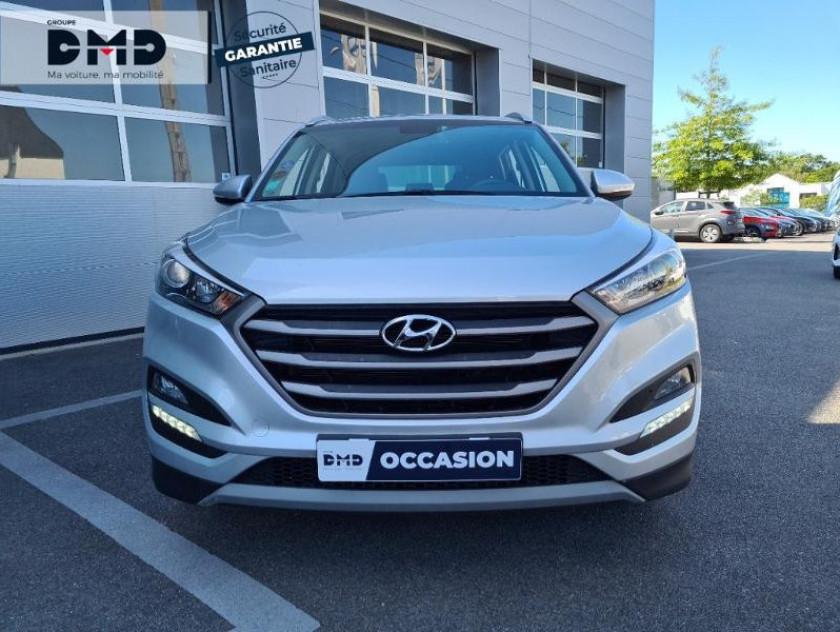 Hyundai Tucson 1.6 Gdi 132ch Business 2017 2wd - Visuel #4