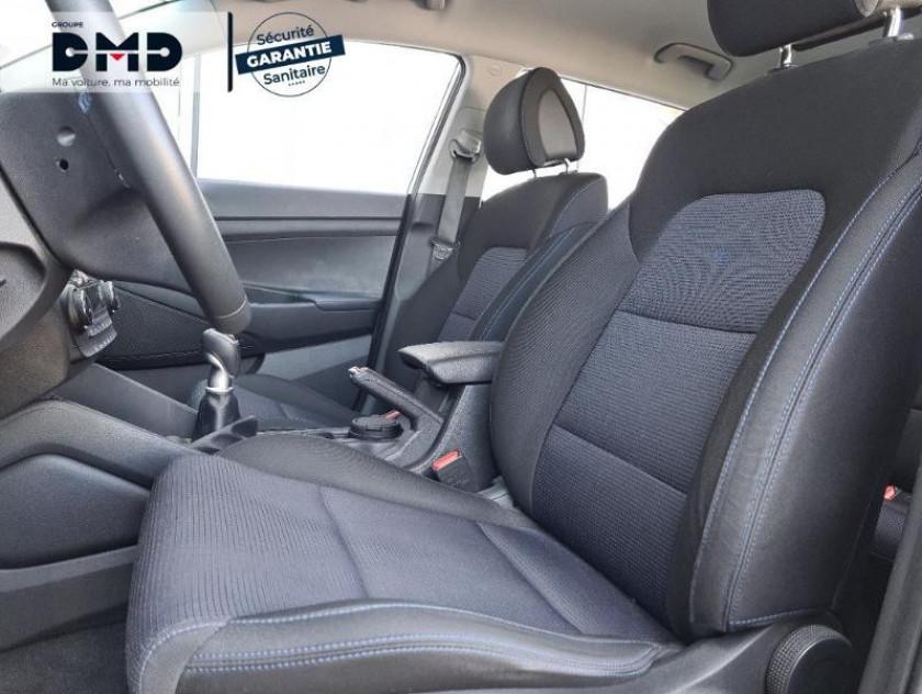 Hyundai Tucson 1.6 Gdi 132ch Business 2017 2wd - Visuel #9