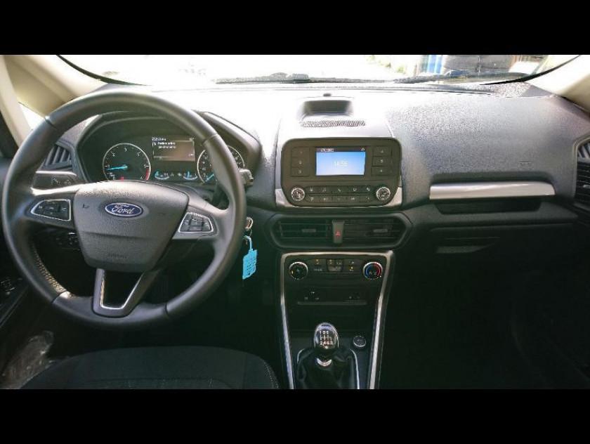 Ford Ecosport 1.5 Ecoblue 100ch Trend Euro6.2 - Visuel #7