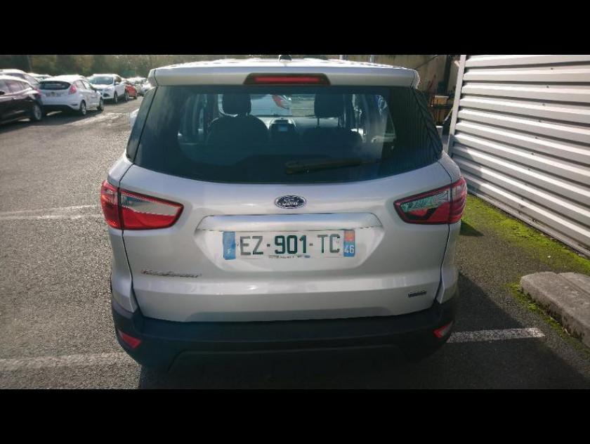 Ford Ecosport 1.5 Ecoblue 100ch Trend Euro6.2 - Visuel #11