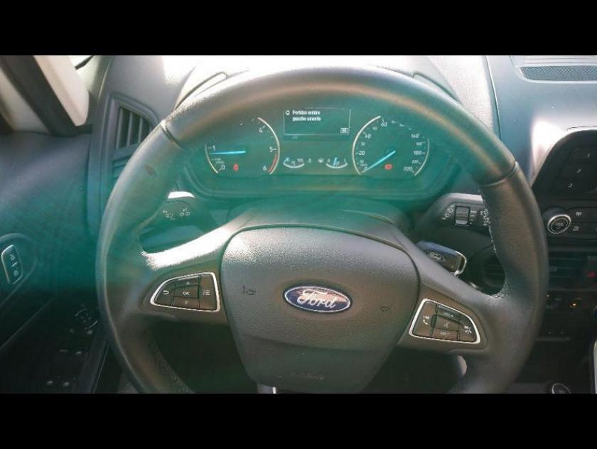 Ford Ecosport 1.5 Ecoblue 100ch Trend Euro6.2 - Visuel #10
