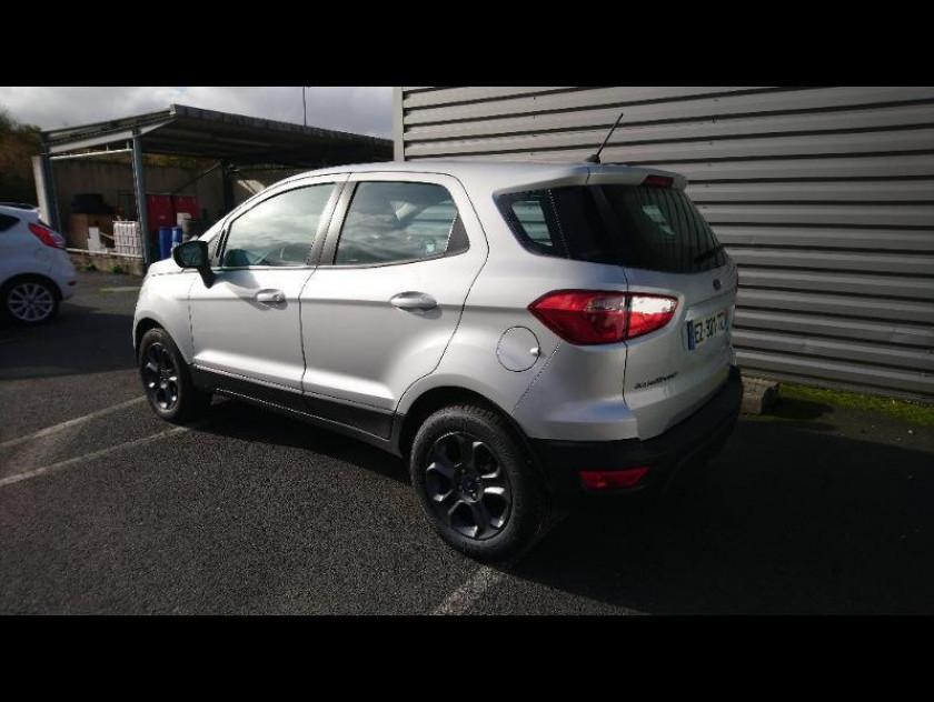 Ford Ecosport 1.5 Ecoblue 100ch Trend Euro6.2 - Visuel #4