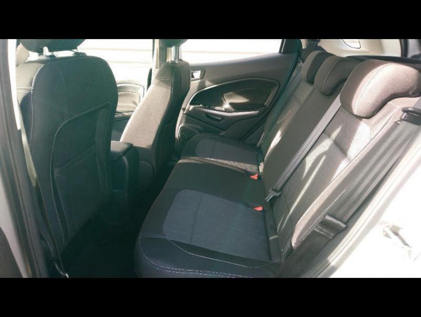 Ford Ecosport 1.5 Ecoblue 100ch Trend Euro6.2 - Visuel #6