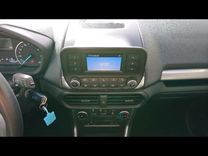 Ford Ecosport 1.5 Ecoblue 100ch Trend Euro6.2 - Visuel #8