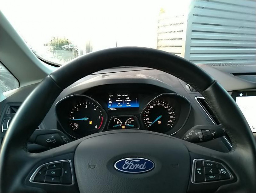 Ford Grand C-max 1.5 Tdci 120ch Stop&start Trend Business - Visuel #7