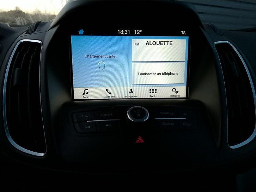 Ford Grand C-max 1.5 Tdci 120ch Stop&start Trend Business - Visuel #6