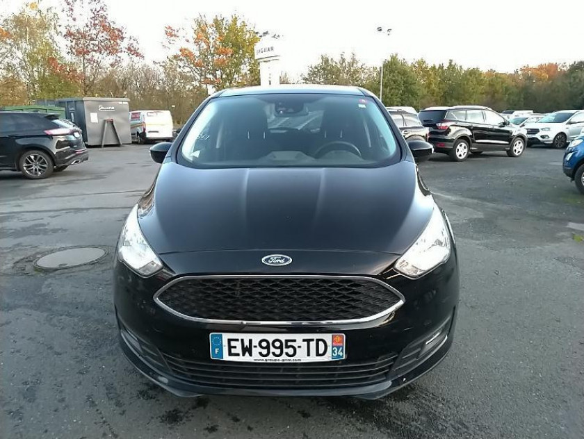 Ford Grand C-max 1.5 Tdci 120ch Stop&start Trend Business - Visuel #4