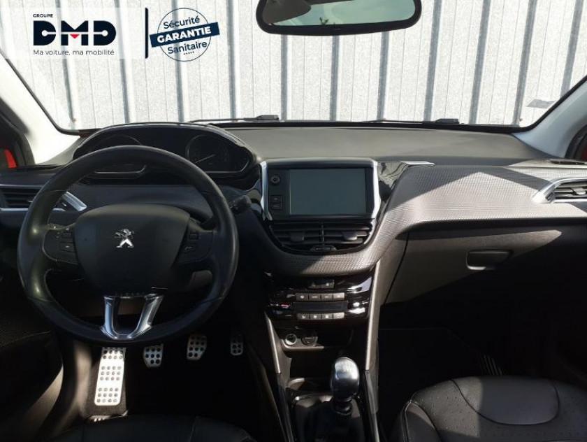 Peugeot 2008 1.6 E-hdi115 Fap Féline Cuivre - Visuel #5