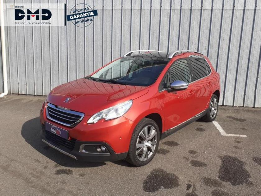 Peugeot 2008 1.6 E-hdi115 Fap Féline Cuivre - Visuel #15